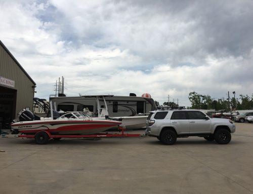 My New Boat – Nitro 189 Sport Fish and Ski